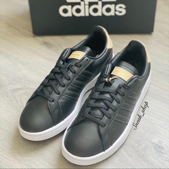 NWT Adidas Grand Court Mens Shoes